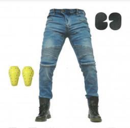 Мотоджинси Komine всі розміри, мотоджинсы, джинсы