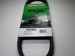 Варіаторний ремінь DAYCO HP2002