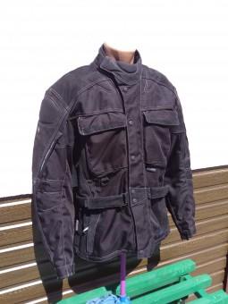 Костюм Polo Mohawk 54р. текстиль зі шкірою