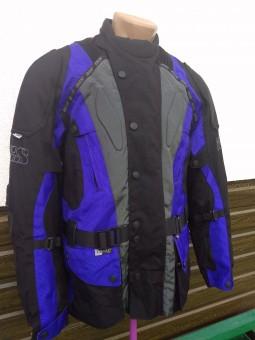 Мотокостюм IXS р.L текстильний з шкірою