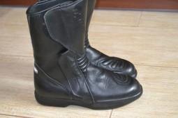 Alpinestars Gore-tex 40р мотоботы сапоги кожаные