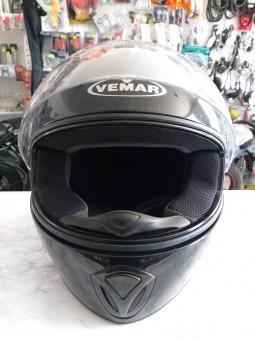 Шолом-інтеграл VEMAR (size:L чорний).