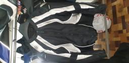 Літня мото куртка FRANK THOMAS