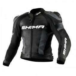 Мотокуртка SHIMA STR black