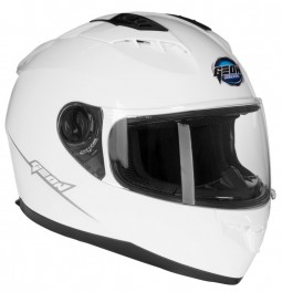Шлем интеграл GEON 968 NEW белый