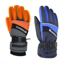 Перчатки с подогревом каждого пальца WARMSPACE P1 3.7V 2000