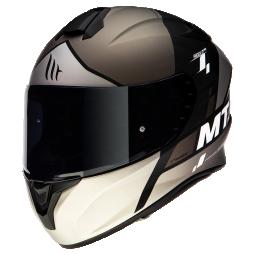 Мотошлем MT Helmets TARGO RIGEL matt gray