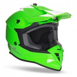 Шлем GEON 633 MX Fox Кросс Neon Green