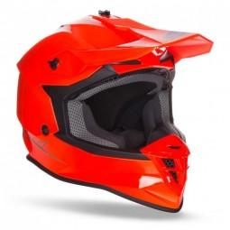 Шлем GEON 633 MX Кросс Neon Orange