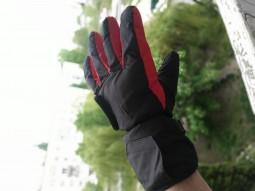 Перчатки с подогревом Thinsulate 3M на батарейках тип АА
