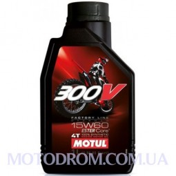 MOTUL 300V FACTORY LINE OFF ROAD SAE 15W60 1 літр