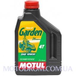 Масло для садової техніки MOTUL GARDEN 4T SAE 10W30
