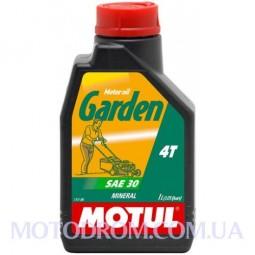 Масло для садовї техніки MOTUL GARDEN 4T SAE 30