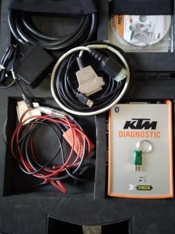 Продам оригінальну діагностику KTM
