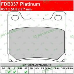 Гальмівні колодки Ferodo FDB337