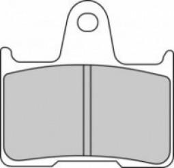 Гальмівні колодки Ferodo FDB2111P