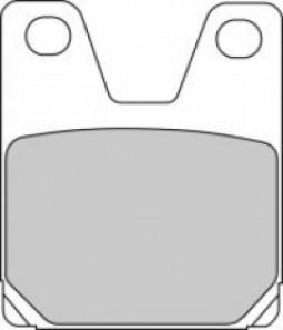 Гальмівні колодкі Ferodo FDB2084P
