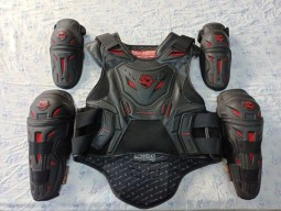 Мотозащита комплект Icon Stryker