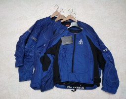Куртка Icon Merc Jacket Blue
