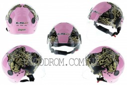 Шлем открытый JAGUAR LS2