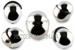 Шлем открытый STAR (с визором, size:L)