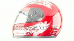 Шлем-интеграл (красный) DOV