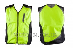 Защита жилет (size:XL, свето отражающий) SCOYCO