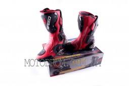 Ботинки PROBIKER ( size:41, красные)
