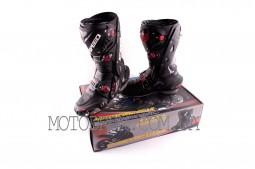 Ботинки PROBIKER (size:42, черные)