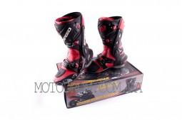 Ботинки PROBIKER (size:45, красные)