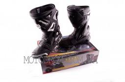 Ботинки PROBIKER (size:40, черные)