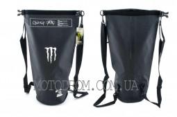 Рюкзак (черный, с затяжкой) MONSTER ENERGY