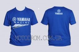 Футболка (size:XL, mod:Racing, 100% хлопок) YAMAHA