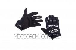 Перчатки FOX DIRTPAW (mod:024, size:XL, черные)