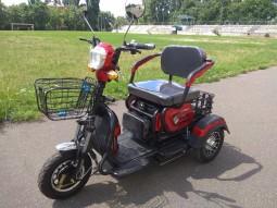 Электро трицикл Elwinn ETB-122