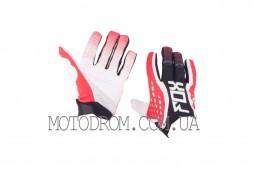 Перчатки DIRTPAW (mod:035, size:XL, черно-красная) FOX