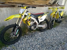 Кросовий мотоцикл Suzuki RMZ 450