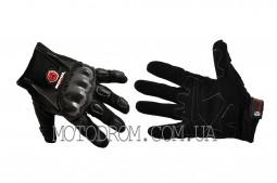 Перчатки SCOYCO (mod:HD-12, size:M, черные)