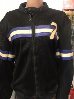 Мото куртка FRANK THOMAS Cafe Racer, літня.