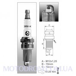 Свічка запалювання BR14YC-9
