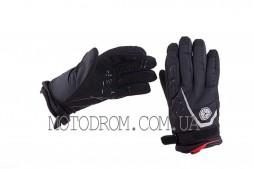Перчатки SCOYCO (size:XL, черные, текстиль) (mod:1)