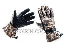 Перчатки SCOYCO (камуфляж, асфальт size L)