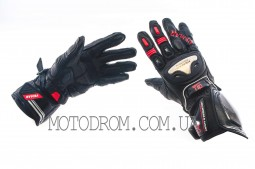 Перчатки VEMAR (красно-черные, size M,L,XL)