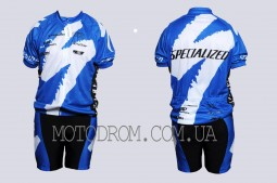 Велокостюм (mod:Specialized, size:L,XL) COOLMAX