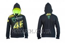 Мастерка (черно-желтая-зеленая 46 size L,XL) MONSTER