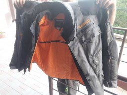 Куртка akito desert + штаны teknic