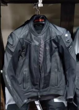 Мотокуртка Shima Piston кожанная 52 мото куртка шкіряна