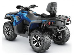 Квадроцикл Outlander MAX LTD 1000R Oxford Blue