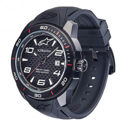 Годинник Alpinestars Tech Watch 3H silicon strap black