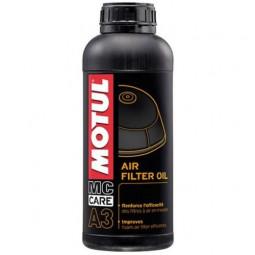 Пропитка воздушного фильтра Motul Air Filter oil MC care A3